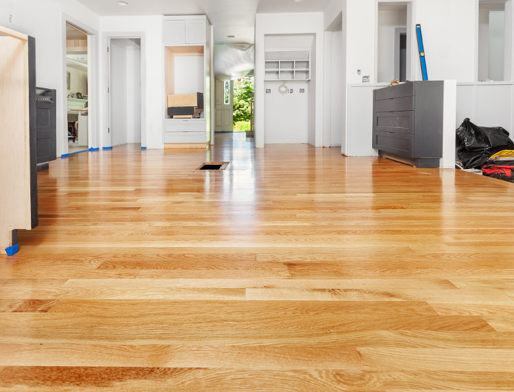 refinishing wood floors