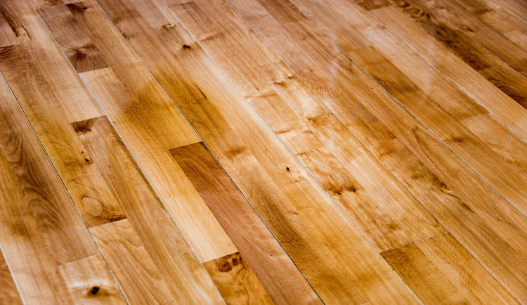Replace Hardwood Floors or Refinish